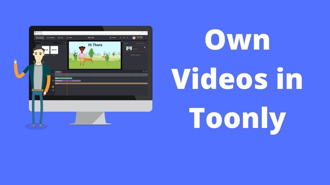 toonly own videos