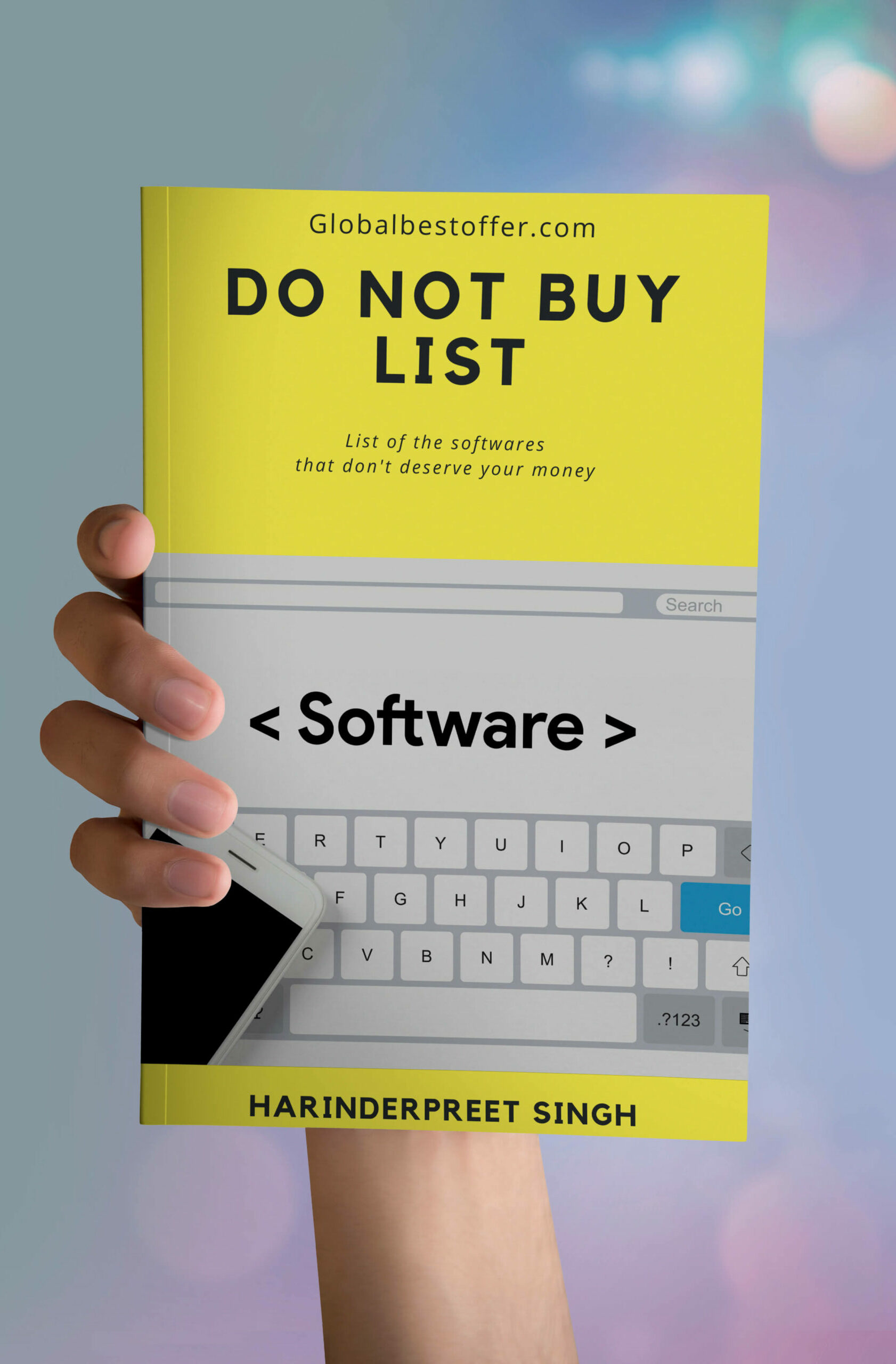 Do No Buy List Book Cover
