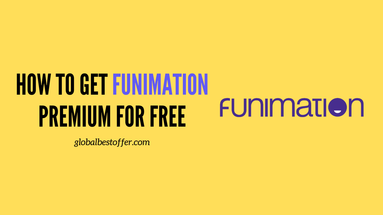 How To Get FUNIMATION Premium FOr Free