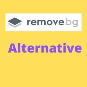 remove bg alternative
