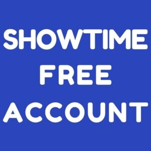Showtime free account